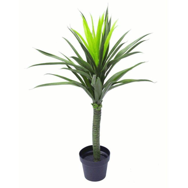 Ideal indoor artificial tropical plants artificial yukka - Ideal indoor plants ...