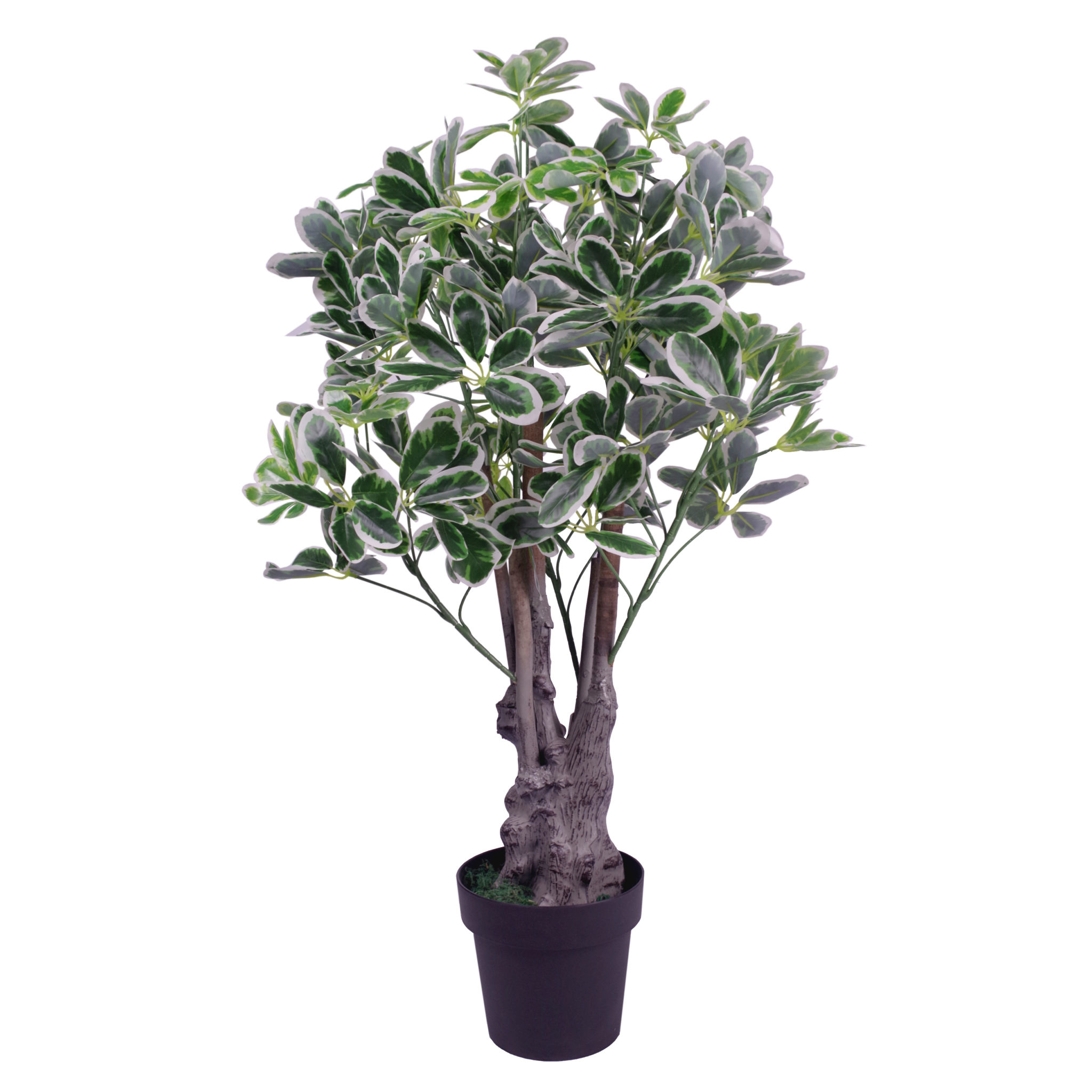 Umbrella Plant Toxic: 100cm Artificial Umbrella Tree Indoor Plant