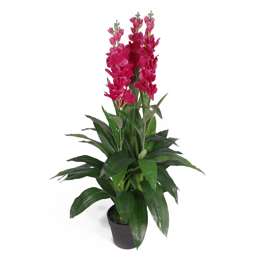 100cm Artificial Cymbidium Orchid Plant  Extra Large