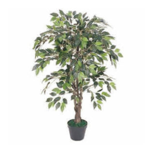 90cm artificial ficus 90cm plant green u2013 large available to order