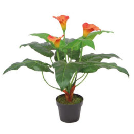 Artificial Lily by Leaf Plants UK
