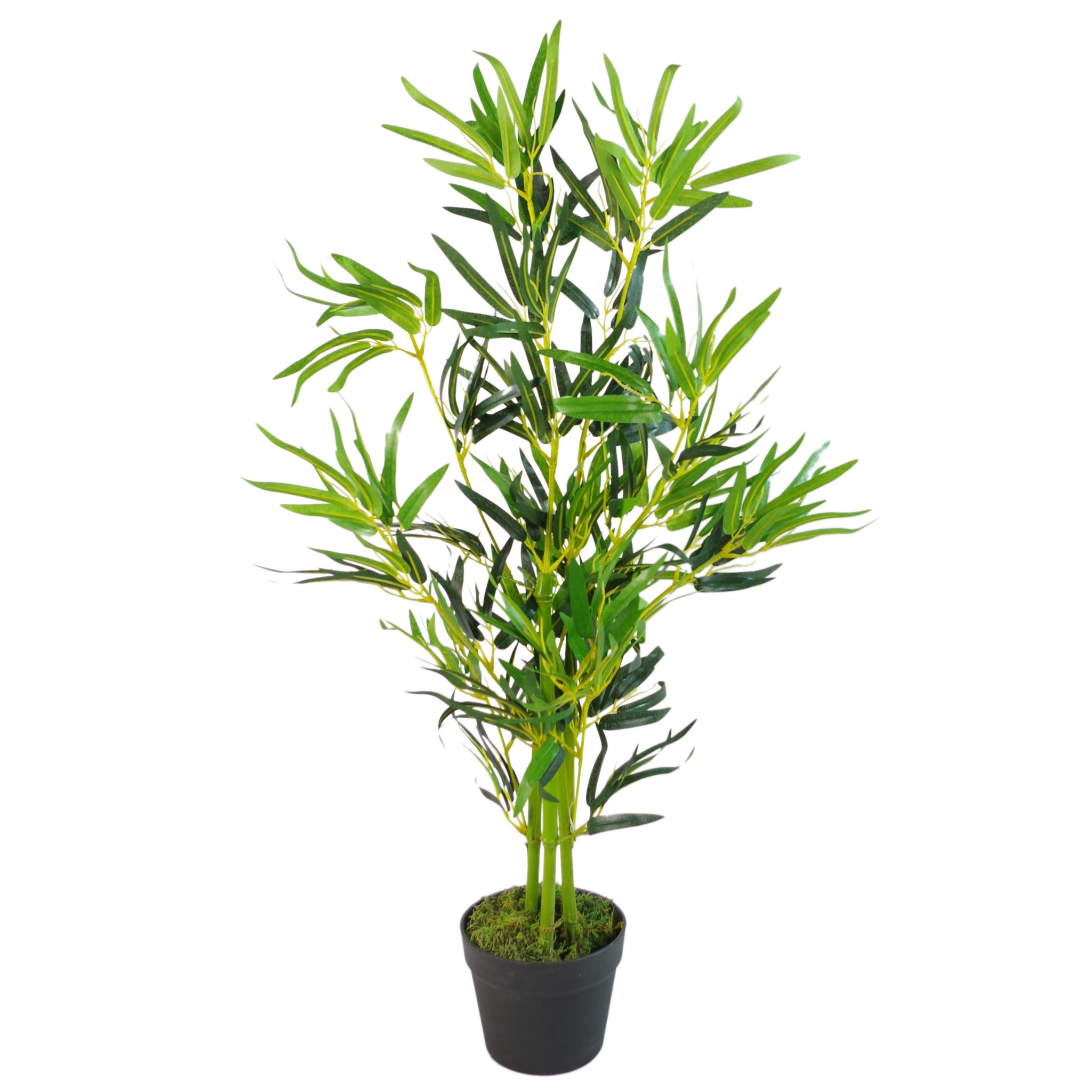 Artificial Bamboo Plant Xl Bushy Shape